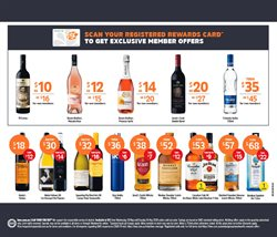 Supermarkets offers in the BWS catalogue in Burnie TAS ( Expires tomorrow )