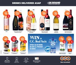 Supermarkets offers in the BWS catalogue in Hobart TAS ( 2 days left )