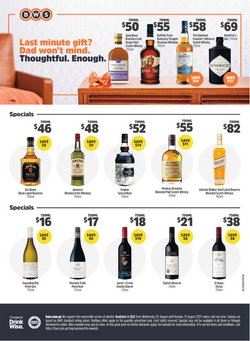 BWS specials in the BWS catalogue ( Expired)