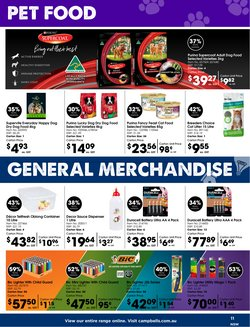 Bic specials in the Campbells Wholesale catalogue ( 8 days left)