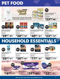 Bic specials in the Campbells Wholesale catalogue ( 5 days left)