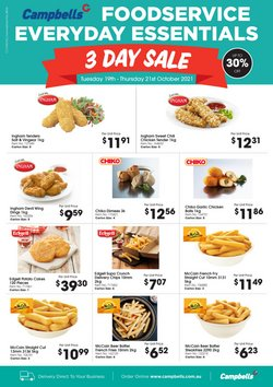 Campbells Wholesale catalogue ( Expires today)