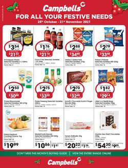 Campbells Wholesale specials in the Campbells Wholesale catalogue ( Published today)