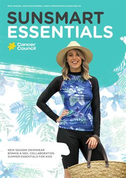 Offers from Cancer Council in the Sydney NSW catalogue