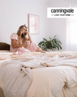 Homeware & Furniture specials in the Canningvale catalogue ( 5 days left)