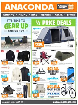 Sport offers in the Anaconda catalogue in Sandstone Point QLD