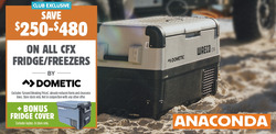 Offers from Anaconda in the Melbourne VIC catalogue