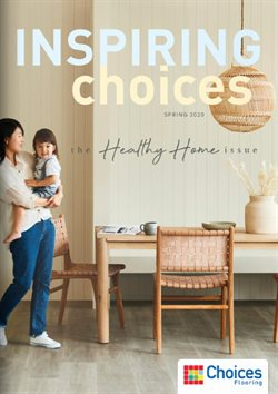 Choices Flooring catalogue ( Expired )