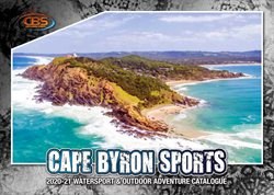 Cape Byron Sports catalogue ( More than one month )