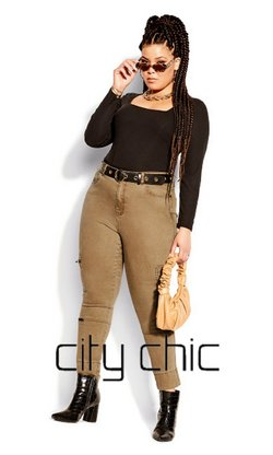City Chic specials in the City Chic catalogue ( 12 days left)