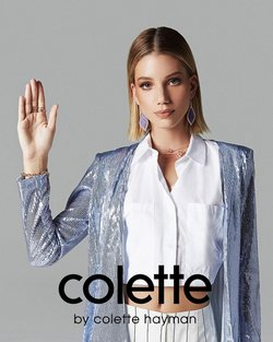 Easter specials in the Colette catalogue ( More than one month)