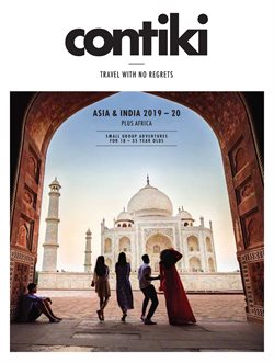 Travel & Leisure offers in the Contiki catalogue in Adelaide SA