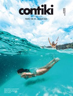 Travel & Leisure offers in the Contiki catalogue ( More than one month )