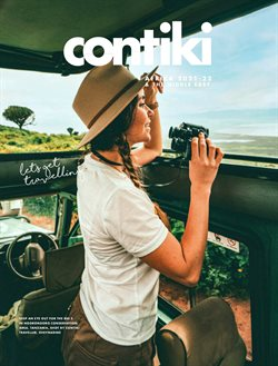 Contiki catalogue ( More than one month )