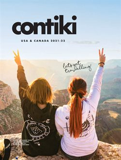 Travel & Leisure offers in the Contiki catalogue in Perth WA ( More than one month )
