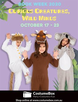 Kids, Toys & Babies offers in the Costume Box catalogue ( More than one month )