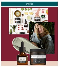 Offers from Crabtree & Evelyn in the Sydney NSW catalogue