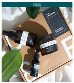 Crabtree & Evelyn catalogue ( More than one month )