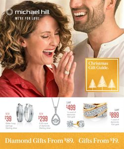 Clothing, Shoes & Accessories offers in the Michael Hill catalogue in Dubbo NSW