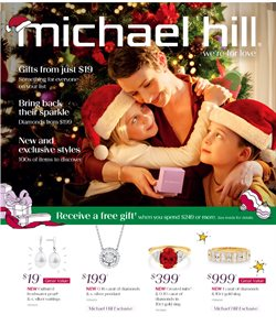 Michael Hill catalogue ( Expired )