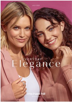 Clothing, Shoes & Accessories specials in the Michael Hill catalogue ( Expires today)