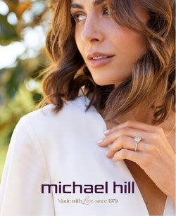 Clothing, Shoes & Accessories specials in the Michael Hill catalogue ( 30 days left)