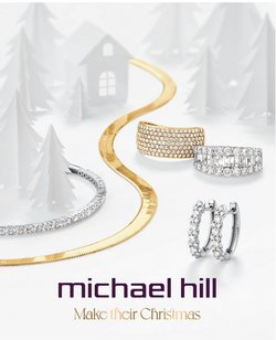 Clothing, Shoes & Accessories specials in the Michael Hill catalogue ( Published today)
