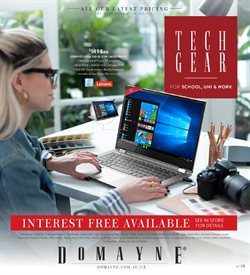 Offers from Domayne in the Sydney NSW catalogue