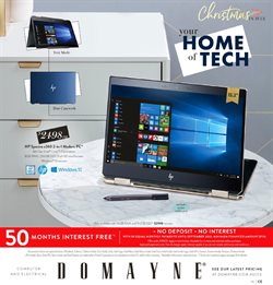 Offers from Domayne in the Melbourne VIC catalogue