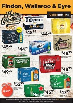 Offers from Drakes in the Adelaide SA catalogue