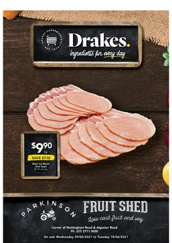 Drakes specials in the Drakes catalogue ( Expired)