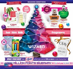 Pharmacy, Beauty & Personal Care offers in the Wizard Pharmacy catalogue in Mandurah WA