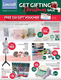 Homeware & Furniture offers in the Lincraft catalogue in Perth WA