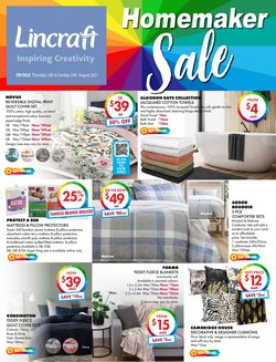 Lincraft catalogue ( Expired)