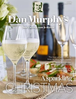 Offers from Dan Murphy's in the Melbourne VIC catalogue