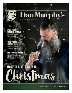 Offers from Dan Murphy's in the Perth WA catalogue