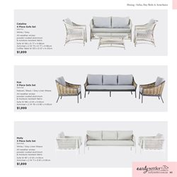 Homeware & Furniture offers in the Early Settler catalogue ( 5 days left )