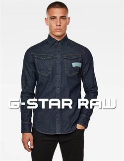 G-Star Raw catalogue ( More than one month )