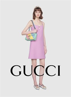 Luxury Brands offers in the Gucci catalogue ( 2 days left )