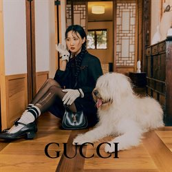 Gucci catalogue ( More than one month )