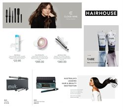 Offers from Hairhouse Warehouse in the Melbourne VIC catalogue