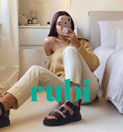 Offers from Rubi Shoes in the Canberra ACT catalogue