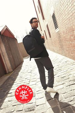 Offers from Crumpler in the Melbourne VIC catalogue