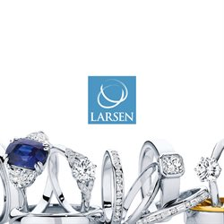 Offers from Larsen Jewellery in the Sydney NSW catalogue