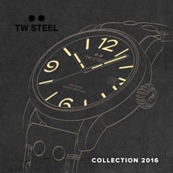 Offers from TW Steel in the Sydney NSW catalogue