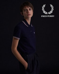 Fred Perry catalogue ( 2 days ago )
