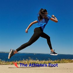 Sport offers in the The Athlete's Foot catalogue in Bunbury WA