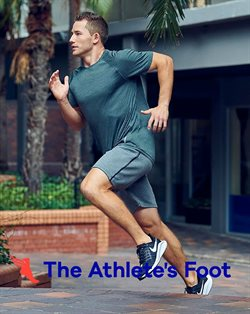 Offers from The Athlete's Foot in the Sydney NSW catalogue