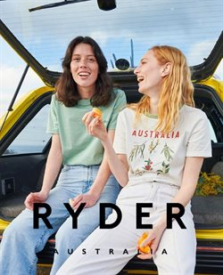Ryder catalogue ( Expired )