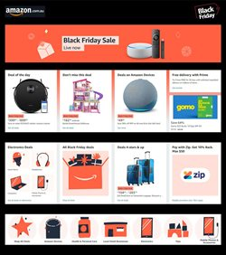Department Stores offers in the Amazon catalogue in Sydney NSW ( Expires today )
